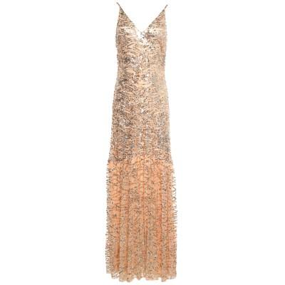アニヤバイ ANIYE BY ロングワンピース&ドレス ゴールド S ナイロン 100% ロングワンピース&ドレス