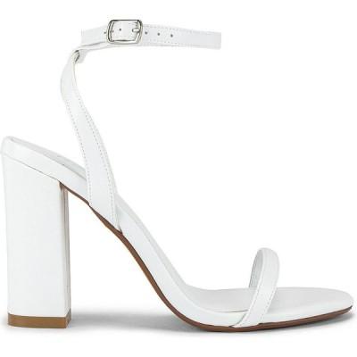 レイエ RAYE レディース ヒール シューズ・靴 Valerie Heel White