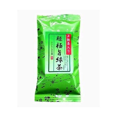 JapaneseTea 上抹茶入り超極旨緑茶 100g 全国 クリックポスト