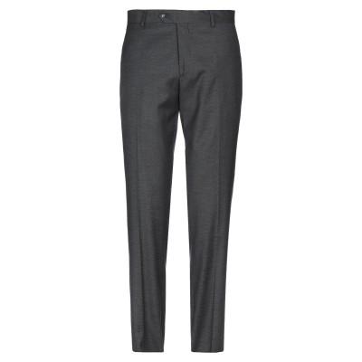 LIU •JO MAN パンツ ブラック 44 ポリエステル 71% / レーヨン 27% / ポリウレタン 2% パンツ