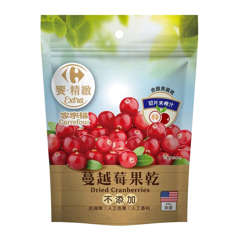 家樂福蔓越莓果乾