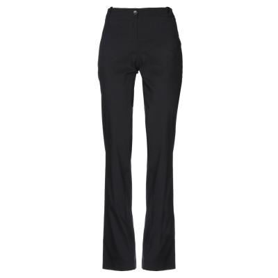 ANNARITA N TWENTY 4H パンツ ブラック 40 レーヨン 53% / ナイロン 42% / ポリウレタン 5% パンツ