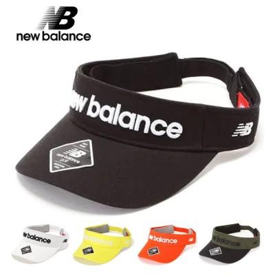 ニューバランス ゴルフ 2021 コットン バイザー 012-1987002 日本正規品  21FW New Balance Golf VISOR 帽子 OCT1