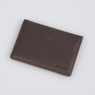 PRARE GINZA プレリーギンザ  【高島屋オリジナル】パス入付カードケース メンズ