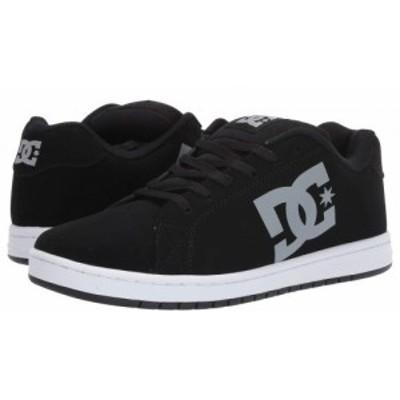 DC ディーシー メンズ 男性用 シューズ 靴 スニーカー 運動靴 Gaveler Black/Light Grey【送料無料】