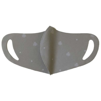 238 Patternマスク(ブリティッシュクラシカル GY) 大人用M・L/子供用