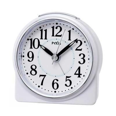 SEIKO セイコー ピクシス スタンダード目覚まし時計 NR439W
