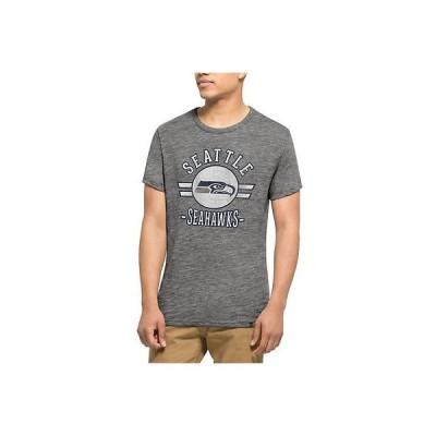 47 フットボール NFL アメリカ USA 全米 47 Seattle Seahawks グレー Tri Blend State Tシャツ