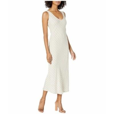 【当日出荷】 レイチェルパリー レディース Linen Bias Dress Gingham 【サイズ XL】