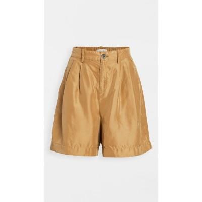 ヴィンス Vince レディース ショートパンツ ボトムス・パンツ Drapey Shorts Sun Khaki