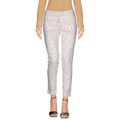 SOALLURE パンツ ホワイト 44 コットン 97% / ポリウレタン 3% パンツ