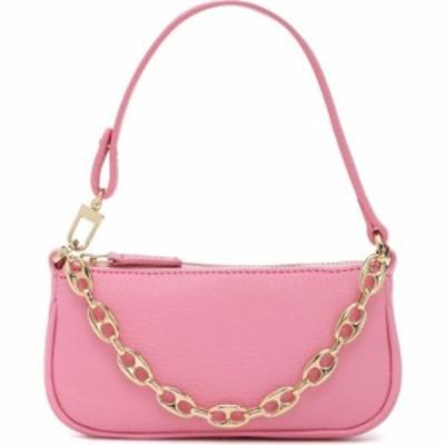 バイ ファー By Far レディース ショルダーバッグ バッグ Rachel Mini leather shoulder bag Bubblegum