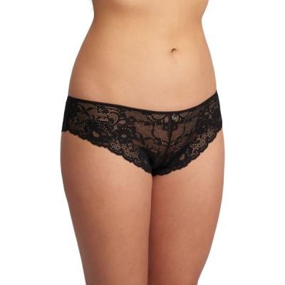 モンテル インティメイツ MONTELLE INTIMATES レディース ショーツのみ インナー・下着 Brazilian Lace Panties Black