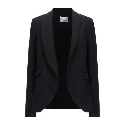レリッシュ RELISH テーラードジャケット ブラック 42 ポリエステル 88% / ポリウレタン 12% テーラードジャケット