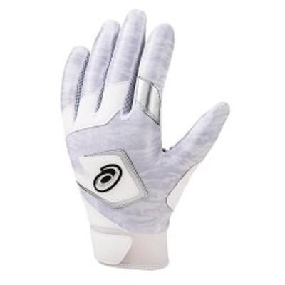 【※返品交換不可商品】大特価 asics(アシックス) 守備用カラー手袋 手袋/守備用 3121A354-106