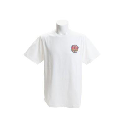 リーフ(REEF) Tシャツ 半袖 AUTHENTIC 2 RF19SP-1004SS-WHI  (メンズ)