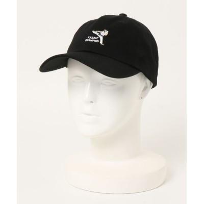 OVERRIDE / 【CASTANO】CA SOUVENIR CAP [空手] MEN 帽子 > キャップ