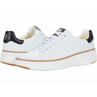 コールハーン メンズ スニーカー シューズ GrandPro TopSpin Sneaker Optic White