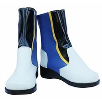 Gargamel  コスプレ靴 VOCALOID KAITO コスプレブーツm777