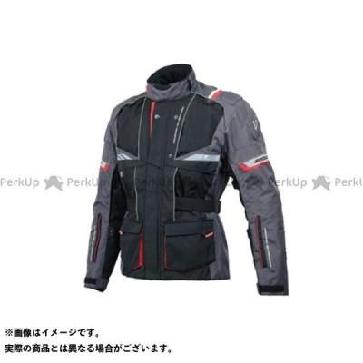 【無料雑誌付き】【特価品】ラフ&ロード RR7003 ZLトリプルレイヤーツーリングジャケット カラー:ブラック サイズ:M Rough&Road
