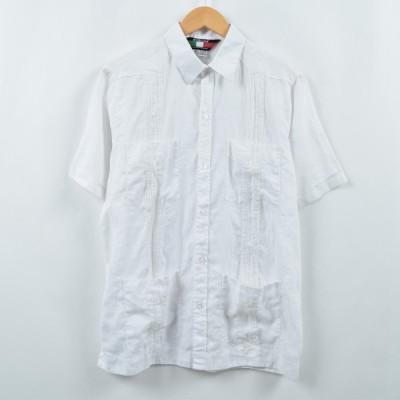 D'Accord メキシカンシャツ キューバシャツ メンズM /eaa037663