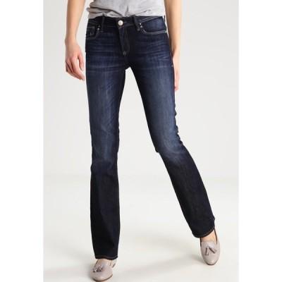 マビ デニムパンツ レディース ボトムス BELLA - Bootcut jeans - rinse miami stretch
