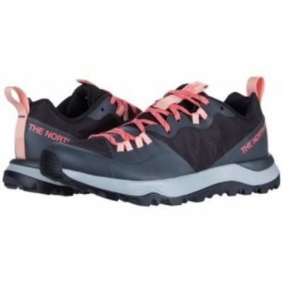 The North Face ノースフェイス レディース 女性用 シューズ 靴 スニーカー 運動靴 Activist Lite TNF Black/Calypso Coral【送料無料】