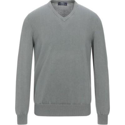 フェデーリ FEDELI メンズ ニット・セーター トップス sweater Lead