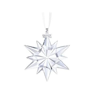 並行輸入品 SWAROVSKI 2017 Annual Edition Christmas Ornament