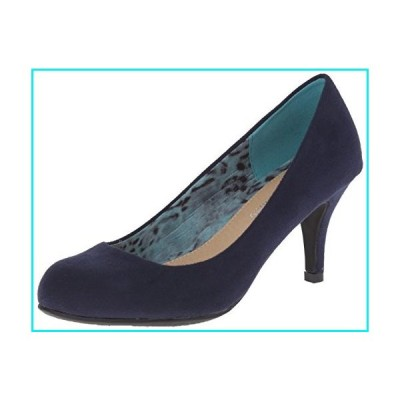CL by Chinese Laundry Women's Nanette Dress Pump, Indigo Super Suede, 8 M US【並行輸入品】