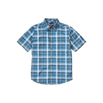 ユニセックス シャツ トップス Lykken Short Sleeve Shirt