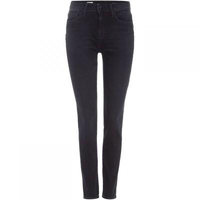 トミー ヒルフィガー Tommy Hilfiger レディース ジーンズ・デニム ボトムス・パンツ Paris HW Night Jeans Navy
