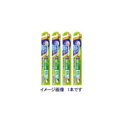 花王 クリアクリーン  ハブラシ 歯面&すき間プラス コンパクト ふつう1本