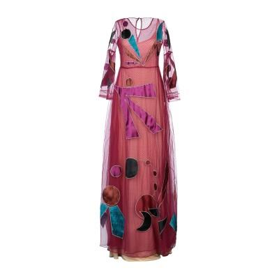 アニヤバイ ANIYE BY ロングワンピース&ドレス モーブ S ポリエステル 100% ロングワンピース&ドレス