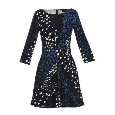 リュー ジョー LIU •JO ミニワンピース&ドレス ダークブルー 42 92% ポリエステル 8% ポリウレタン ミニワンピース&ドレス