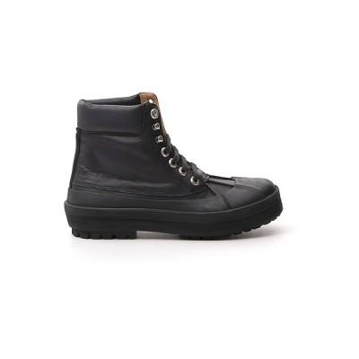 ジャクエムス レディース ブーツ&レインブーツ シューズ Jacquemus Les Meuniers Lace-Up Ankle Boots -