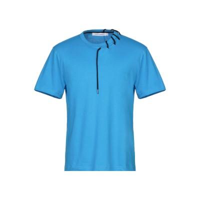 クレイグ・グリーン CRAIG GREEN T シャツ アジュールブルー S コットン 100% T シャツ