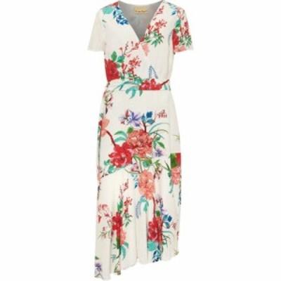 フェイズ エイト Phase Eight レディース ワンピース ワンピース・ドレス Evadine Floral Dress White Multi