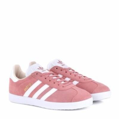 アディダス Adidas Originals レディース スニーカー シューズ・靴 Gazelle suede sneakers Ashpea