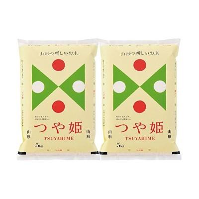 山形県産つや姫 10kg (5kg×2)令和1年産 白米 お米