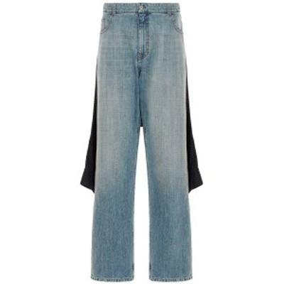BALENCIAGA/バレンシアガ Blue Tied up jeans メンズ 春夏2021 657616TIW214031 ju