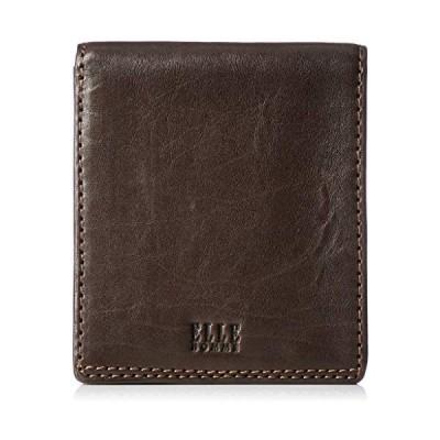 [エルオム] 二つ折り財布(小銭入れなし) シープ エルオム XP34580 (チョコ One Size)