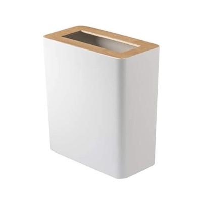 ゴミ箱 トラッシュカン リン 角型 ナチュラル 3196