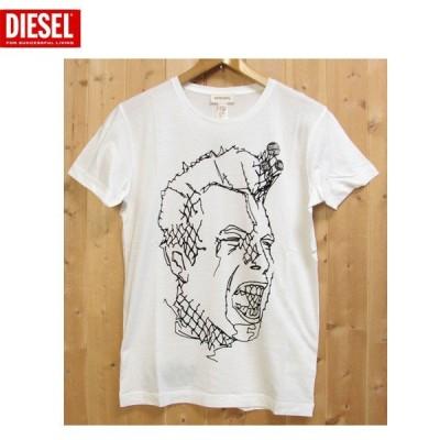 DIESEL(ディーゼル) T-BATATA-RS  Tシャツ/00CH41-00JKC