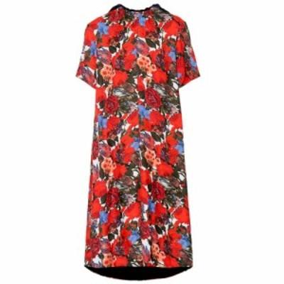 マルニ Marni レディース ワンピース ワンピース・ドレス Floral dress