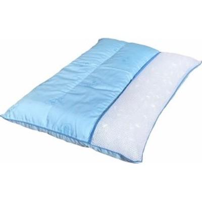 1個 3層型やわらかめソフトパイプ枕 中材 約800g 約35×50cm BL 【日本製】 【国内加工】 【パイプ】 【パイプ枕】 【高さ