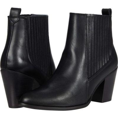 クラークス Clarks レディース ブーツ シューズ・靴 West Lo Black Leather