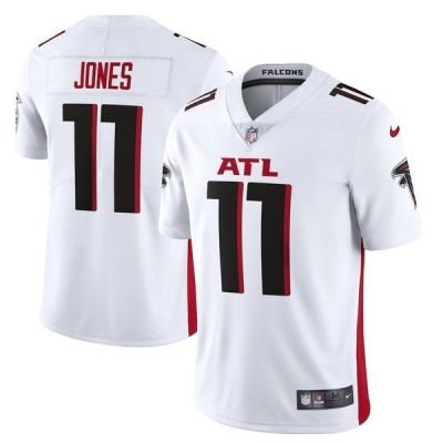 ナイキ メンズ Tシャツ トップス Julio Jones Atlanta Falcons Nike Vapor Limited Jersey