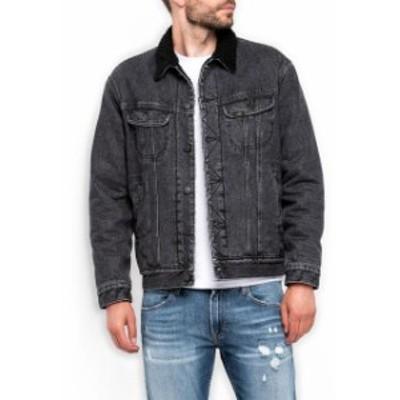 lee リー ファッション 男性用ウェア ジャケット lee sherpa-jacket