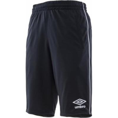デサント サッカー Jr.ウォームアップハーフパンツ ジュニア サッカー・フットサルウェア 18SS ブラック トレーニングウェア(uas2551jp-